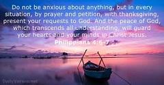 When We Feel Overwhelmed