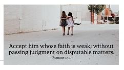 Disputes, Disagreements, and Disharmony